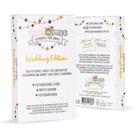 fotospiel hochzeit shop kartenbox deluxe main 450x450 - Tischaufsteller Party