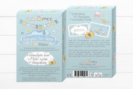 Fotospiel Kartenbox für Kids