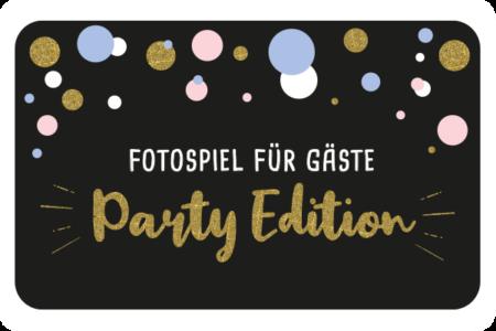 snaPmee Party Edition Spielkarte vorne