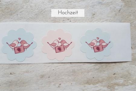 """Deko-Sticker """"Birds"""""""
