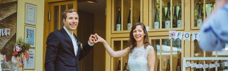 Das Fotospiel hat geheiratet!