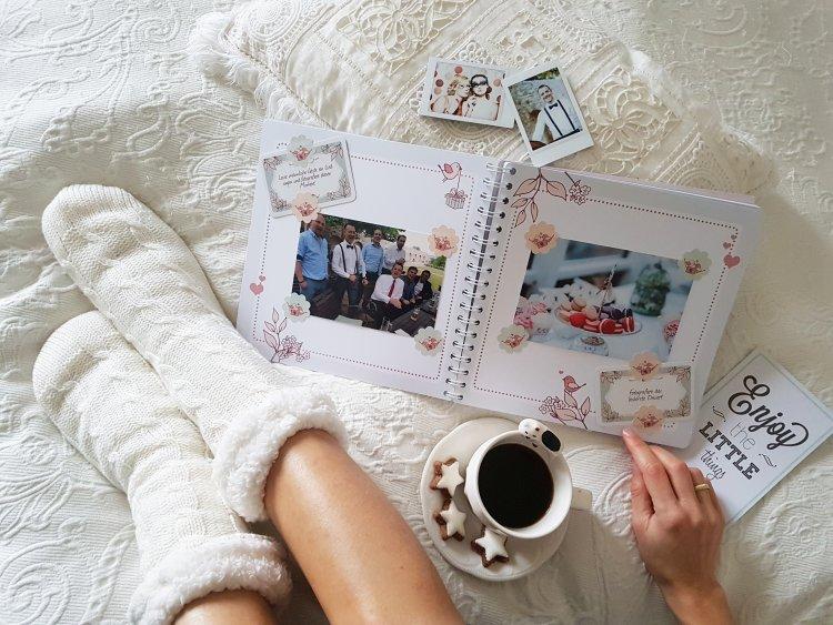Fotobuch für Gäste Hochzeitsedition