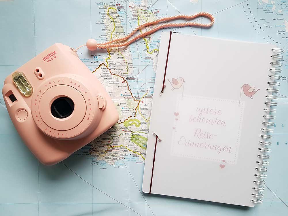 Fotobuch für die Flitterwochen