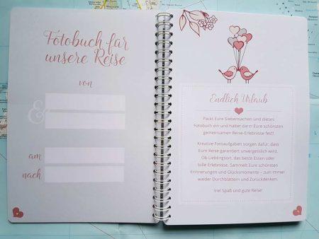 Euer personalisiertes Tagebuch