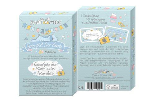 Fotospiel für Kids Kartenbox hier bestellen