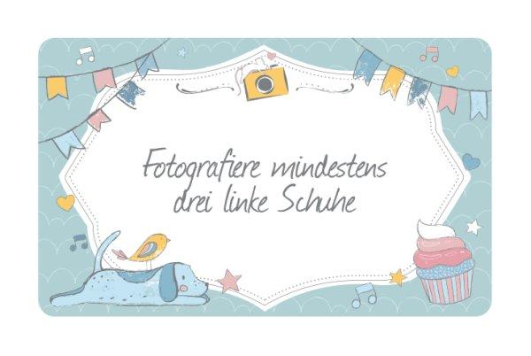 Fotospiel für Kids Aufgabe Beispiel