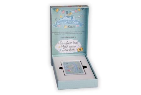Kartenbox Kids mit Kurzanleitung