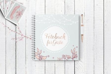 """Fotobuch """"Hochzeit"""" für Fotoaufgaben und Bilder"""