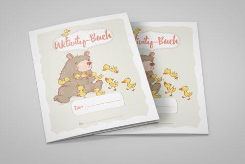 Aktivity Buch für Kids Cover
