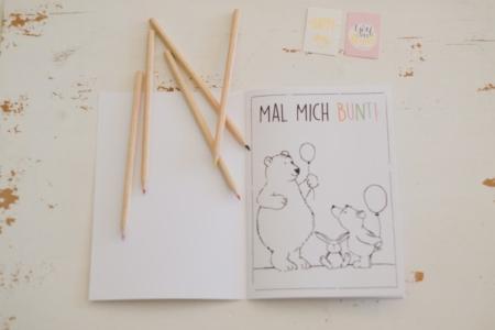 Tolles Malbuch für Kinder