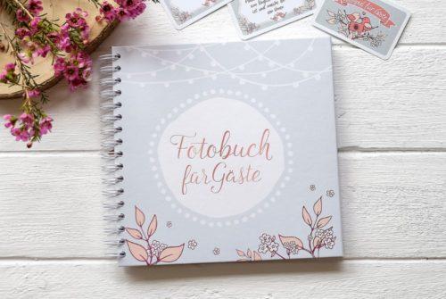 Fotospiel Fotobuch Hochzeitsedition
