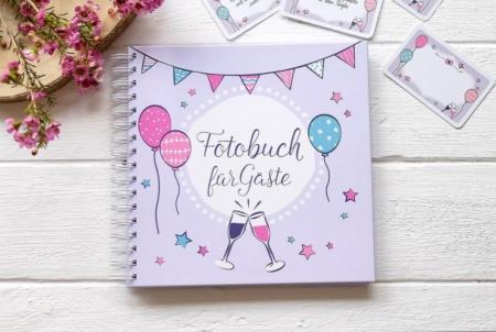 Fotospiel Fotobuch Party Edition