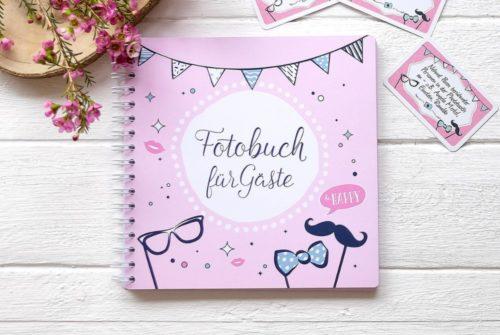 Fotospiel Fotobuch Photobooth Edition