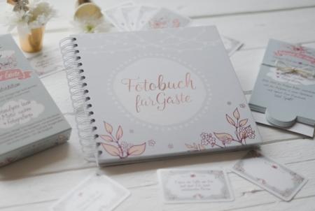 Stilvolles Fotobuch für Gäste