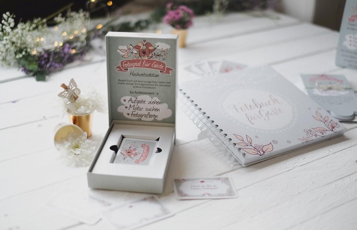 Fotospiel Hochzeitsedition